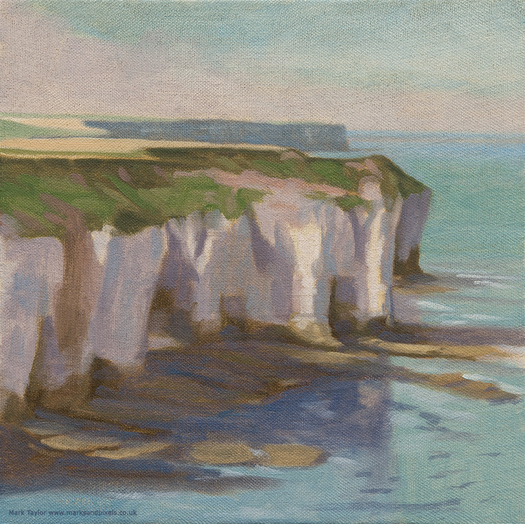 Caves and cliffs at Flamborough Head