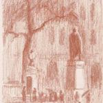 Sanguine drawings UK