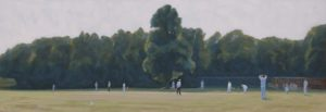 cricket on chorleywood common paintings