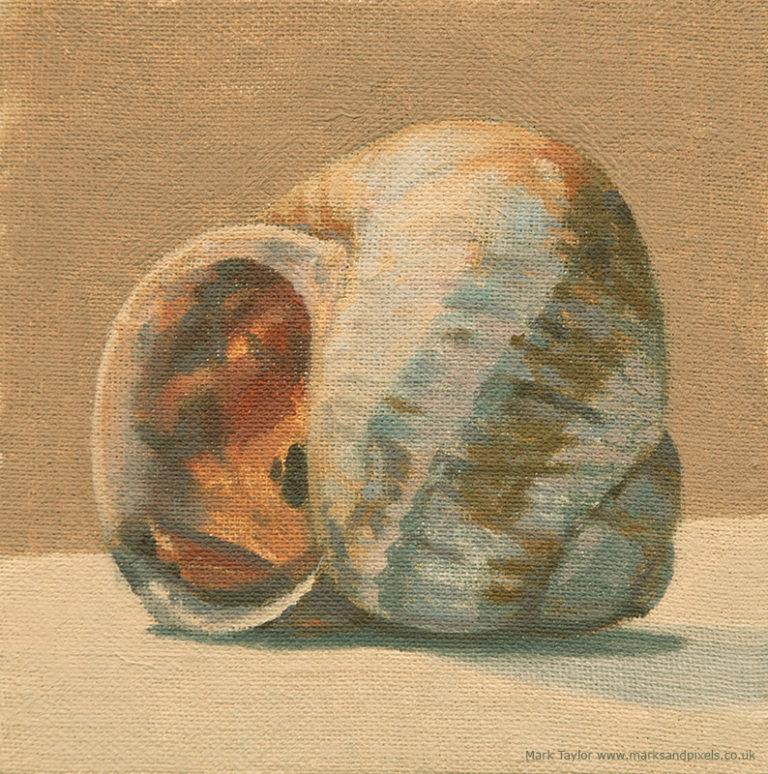 Still life painting UK Mark Taylor