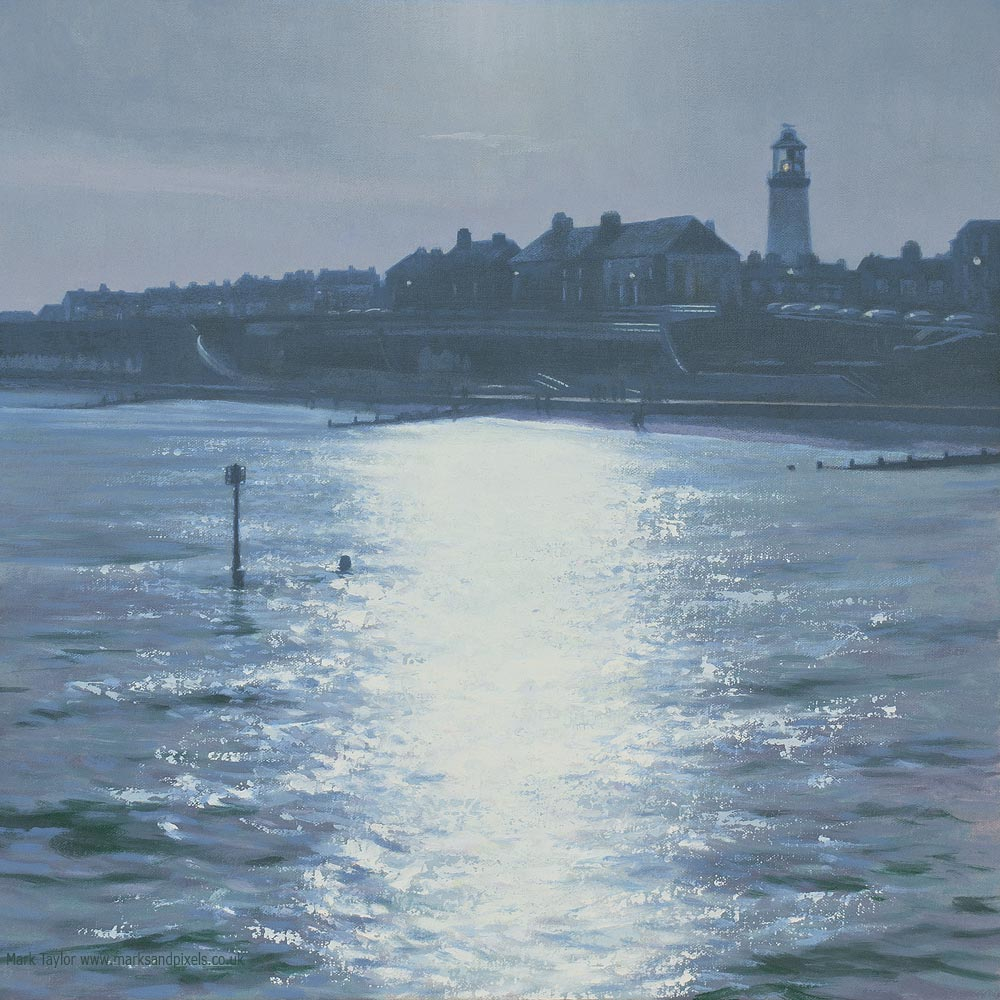 Coastal paintings UK Southwold