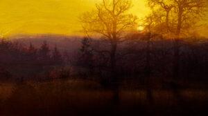 sunset dusk