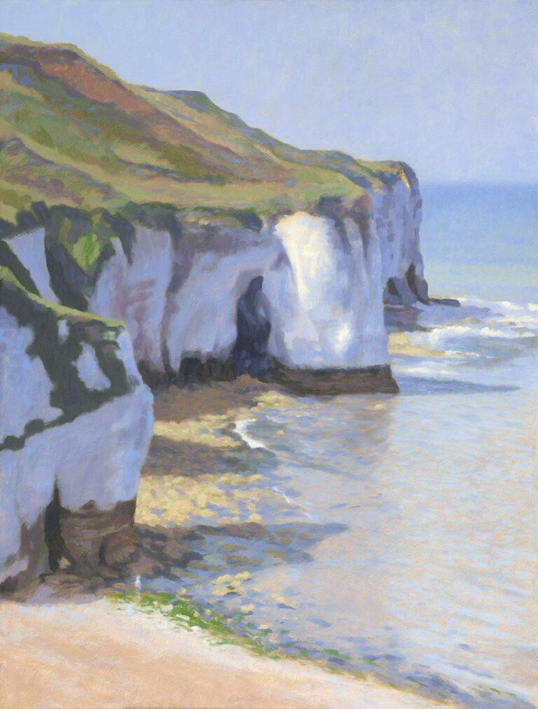 flamborough north landing cliffs